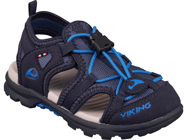 Viking Footwear Sandvika Sandals Kinder navy/royal blue